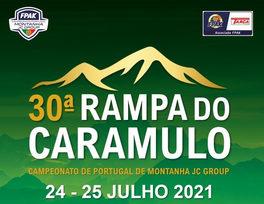 Rampa do Caramulo -  24 e 25 de Julho 2021